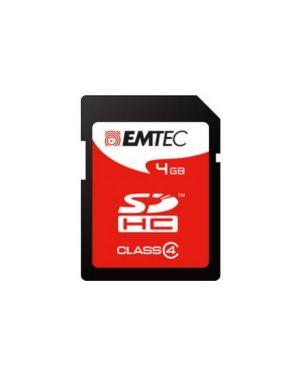 Secur digital card sd 4gb class4 60x ECMSD4GHC4 3126170112408 ECMSD4GHC4_EMTSD4GHC4
