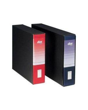 Dox 10 registratore blu Esselte 000213A4 8004389043742 000213A4-1