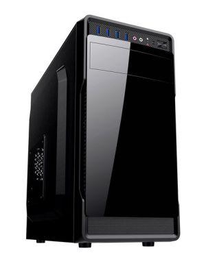 Case micro atx 4-usb3 500w card r Nilox NXCAYZ36 8056457647642 NXCAYZ36