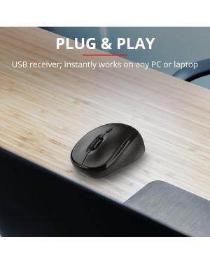 Tm-200 compact wireless mouse bulk Trust 23635 8713439236354 23635