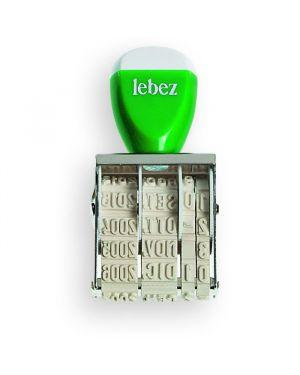 Timbro datario 5mm art.0179 179 8007509086421 179-1 by Lebez