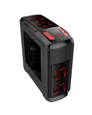 Case atx gaming Nilox NXCAYZ100 8056457645167 NXCAYZ100