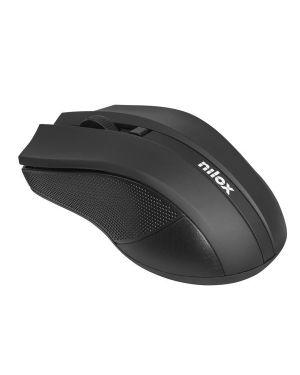 Mouse wireless 1600dpi black Nilox MOWI1001 4718009151178 MOWI1001