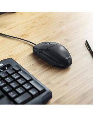 Tm-100 optical mouse bulk Trust 23634 8713439236347 23634