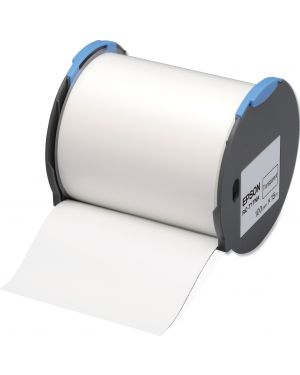 Tape - rc-t1tna 100mm transpare EPSON - LABELWORKS SUPPLIES S6 C53S633002 8715946514413 C53S633002_EPSS633002 by Esselte