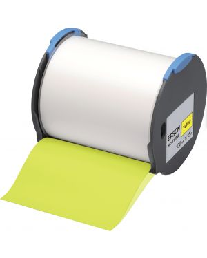 Tape - rc-t1yna 100mm yellow EPSON - LABELWORKS SUPPLIES S6 C53S633003 8715946515120 C53S633003_EPSS633003 by No