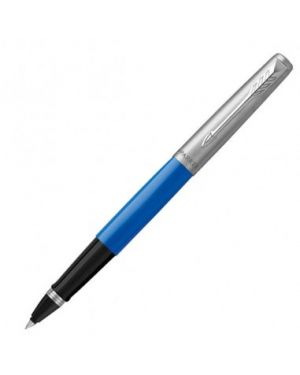 Penna roller jotter original punta f fusto blu parker 2096889 3026980968892 2096889 by Parker