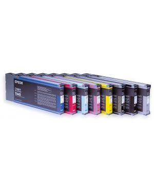 Tanica ultrachrome nerolight 220ml Epson C13T544700 10343840331 C13T544700_EPST544700 by Epson