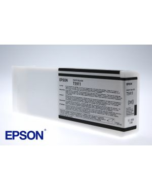 Tanica inch.nero-foto  k3  700ml Epson C13T591100 10343862715 C13T591100_EPST591100 by Epson
