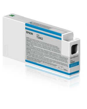 Tanica ciano  hdr (350ml Epson C13T596200 10343868403 C13T596200_EPST596200 by Epson