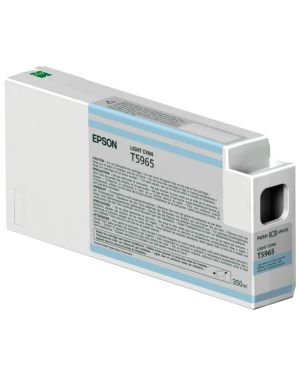 Tanica ciano chiaro (350ml Epson C13T596500 10343868434 C13T596500_EPST596500 by Epson