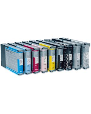 Tanica ciano   110ml stypro4800 Epson C13T605200 10343864634 C13T605200_EPST605200 by Epson