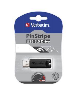 Memory usb -16gb- pin stripe 3.0 Verbatim 49316 23492493167 49316