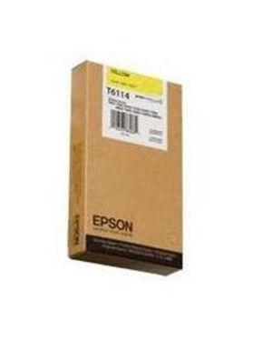 Tanica giallo  110ml stypro7400 Epson C13T611400 10343865624 C13T611400_EPST611400 by Epson