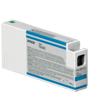 Tanica inc. ciano   hdr 700ml Epson C13T636200 10343870826 C13T636200_EPST636200 by Epson