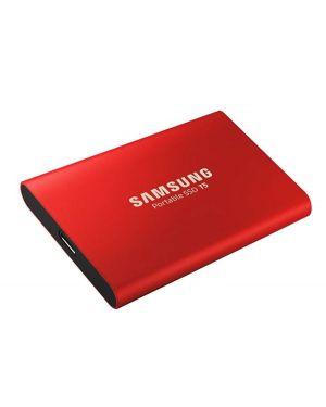 Ssd portatile t5 da 500gb usb3 Samsung MU-PA500R/EU 8801643919351 MU-PA500R/EU