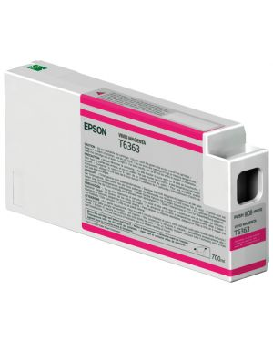 Tanica inc. magenta hdr 700ml Epson C13T636300 10343870833 C13T636300_EPST636300 by Epson