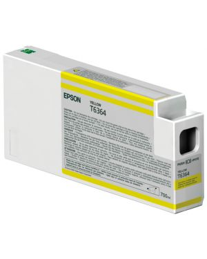 Tanica inc. giallo  hdr 700ml Epson C13T636400 10343870840 C13T636400_EPST636400 by Epson
