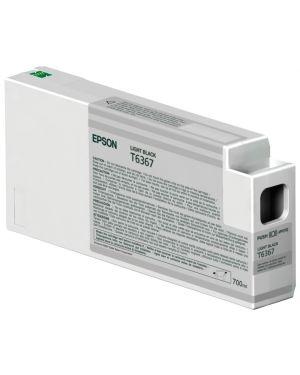 Tanica inc. nero light 700 ml Epson C13T636700 10343870871 C13T636700_EPST636700 by Epson