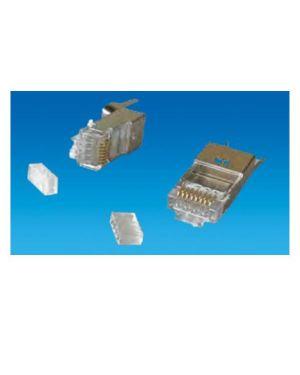 Plug rj45s cat.6 solido awg23 cf50 Cis PLGC623S  PLGC623S-2