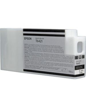 Tanica inchiostro nerofoto pro Epson C13T642100 10343872912 C13T642100_EPST642100