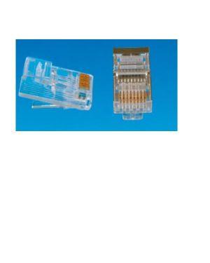 Plug rj45s cat.6 cavo flex cf50 Cis PLGC606S  PLGC606S-1