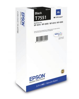 Tanica nero xl EPSON - BUSINESS INK (S3) C13T755140 8715946539591 C13T755140_EPST755140