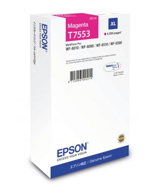 Tanica magenta xl EPSON - BUSINESS INK (S3) C13T755340 8715946540214 C13T755340_EPST755340