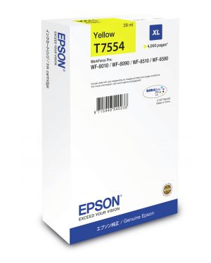 Tanica giallo xl EPSON - BUSINESS INK (S3) C13T755440 8715946540238 C13T755440_EPST755440