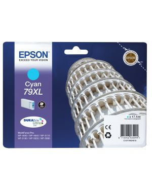 Cartuccia ciano n 79xl EPSON - BUSINESS INK (S3) C13T79024010 8715946535999 C13T79024010_EPST79024010