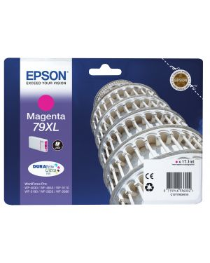 Cartuccia magenta n 79xl EPSON - BUSINESS INK (S3) C13T79034010 8715946536002 C13T79034010_EPST79034010