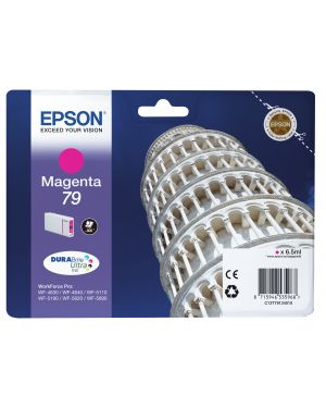 Cartuccia magenta n 79 EPSON - BUSINESS INK (S3) C13T79134010 8715946535968 C13T79134010_EPST79134010