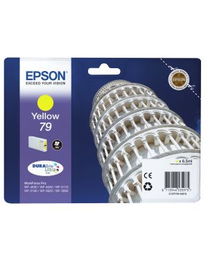 Cartuccia giallo n 79 EPSON - BUSINESS INK (S3) C13T79144010 8715946535975 C13T79144010_EPST79144010