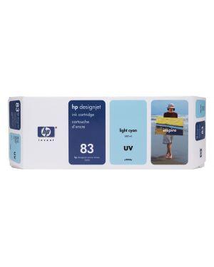 Cartuccia ink ciano chiaro-uv n.83 HP Inc C4944A 25184252786 C4944A_HPC4944A