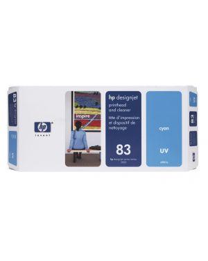 Testina di stampa ciano-uv hp n.83 HP Inc C4961A 25184252816 C4961A_HPC4961A