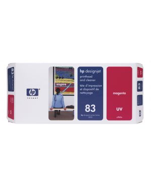 Testina di stampa magenta-uv hp n83 HP Inc C4962A 25184252823 C4962A_HPC4962A