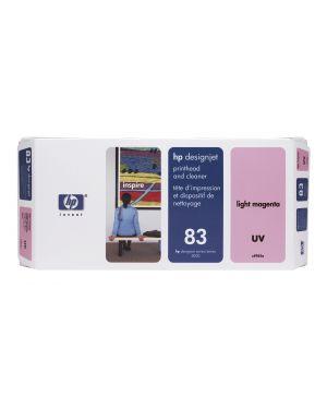 Testina di stampa uv e dispositivo di pulizia per testina hp n.83 magenta chiaro C4965A 25184252854 C4965A_HPC4965A