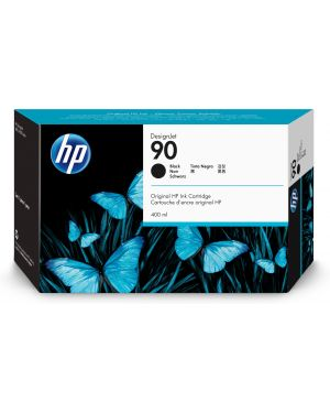 Cartuccia a getto d'inchiostro hp n.90 nero 400ml C5058A 829160222592 C5058A_HPC5058A