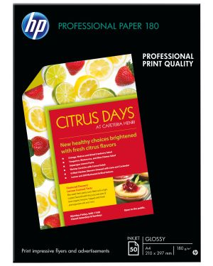 Prof brochure paper glossy HP - INKJET SUPPLY NON CENTRAL (1N) C6818A 88698857724 C6818A_HPC6818A