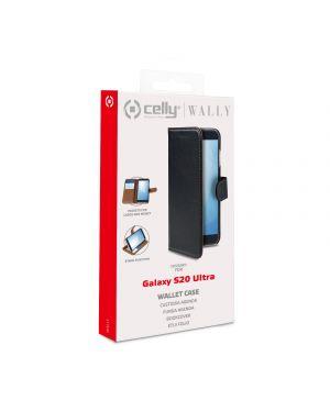 Wally case galaxy s20 ultra bk Celly WALLY991 8021735756507 WALLY991