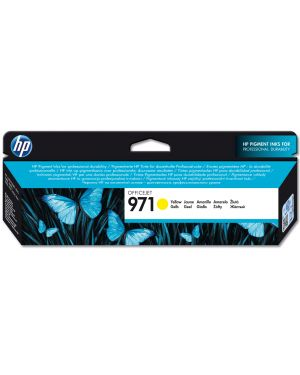 Cartuccia n 971 giallo HP - OPS SUPP A4 PAGE WIDE INK (K6) CN624AE 886112877347 CN624AE_HPCN624AE