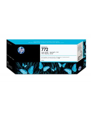 Cartuccia d'inchiostro designjet hp 772 da 300 ml nero fotografico CN633A 884962639030 CN633A_HPCN633A