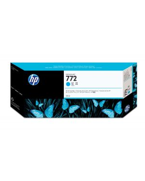 Cart.ink772-300 ml  ciano HP Inc CN636A 884962639061 CN636A_HPCN636A