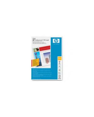 Risma 200 fg carta inkjet professionale opaca a4 120g Q6593A_HPQ6593A by Esselte