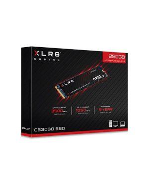 Ssd m2 cs 3030 250gb PNY M280CS3030-250-RB 751492624648 M280CS3030-250-RB