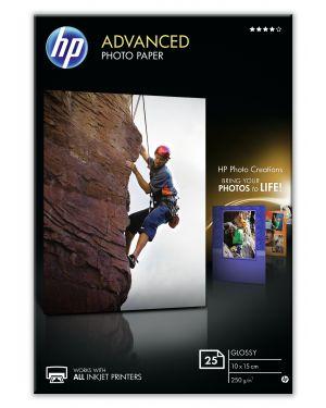 Carta fotografica adv glossy HP - INKJET MEDIA (AU) Q8691A 882780349599 Q8691A_HPQ8691A