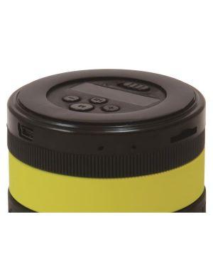 Wireless superbass speaker yellow Conceptronic 120833007 4015867197837 120833007