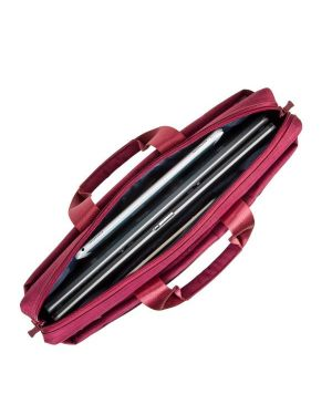 Borsa porta notebook 15.6 rosso Rivacase 8335RED 4260403571965 8335RED