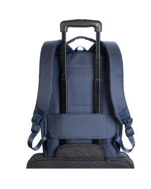 Zaino notebook 15.6 bk blu Rivacase 8262BLU 4260403571682 8262BLU