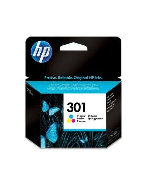 Cart ink 301  tricromia blister HP Inc CH562EE#301 884962894521 CH562EE#301-1